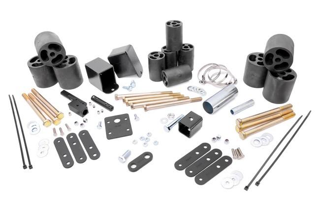 Jeep Body Lift Kit Suspension