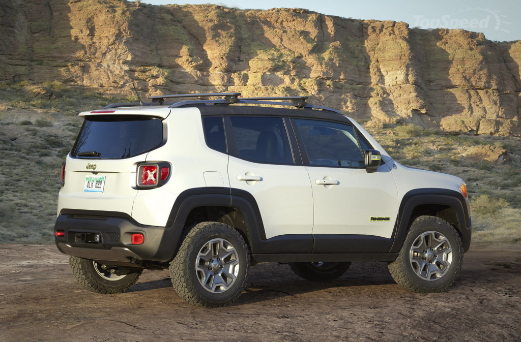 Jeep Renegade Trailhawk Lift >> SUV Accessories | Exterior, Interior, Performance Parts