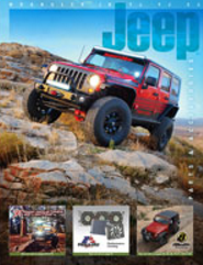 Jeep Aftermarket Accessories PSG Automotive Outfitters