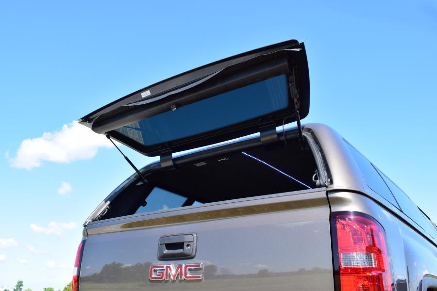 Toyota Tacoma Tool Box >> A.R.E Truck Caps | Truck Bed Caps & Installation