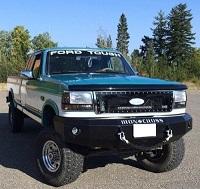 truck ir