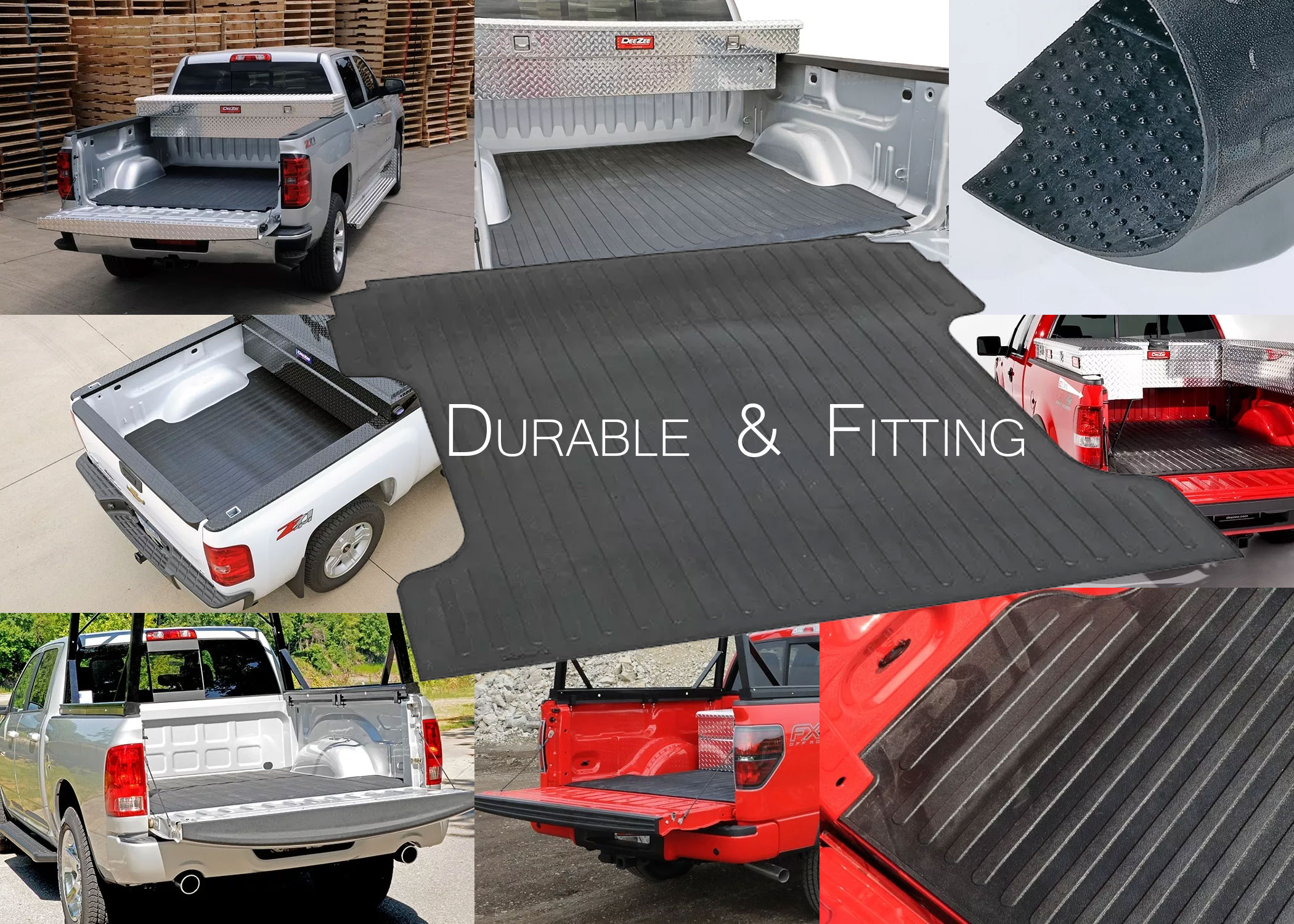 Heavyweight Truck Bed Mats