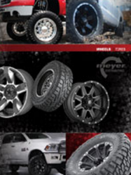 Wheels and Tires Truck SUV Car and Van Aftermarket Wheels PSG Automotive Outfitters