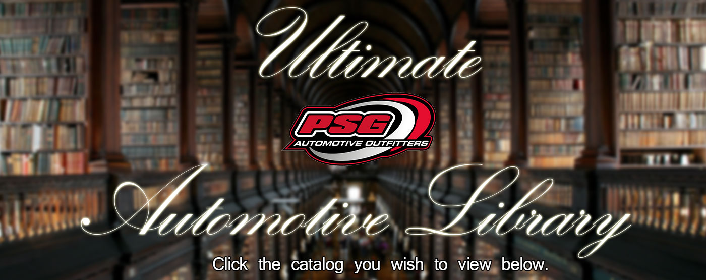 Ultimate Aftermarket Automotive Accessories Library PSG Automotive Outfitters