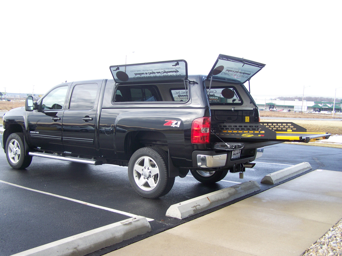 Work Truck Accessories Tool Boxes Truck Bed Storage Safety