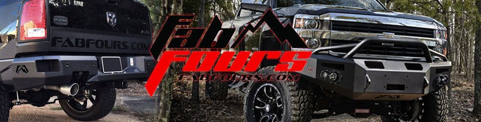 FabFours Bumpers Truck and Jeep