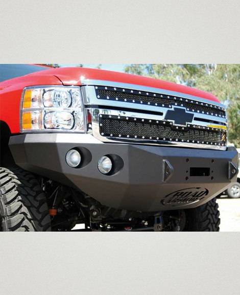 Road Armor Front Stealth Base Bumper 37200b Chevy
