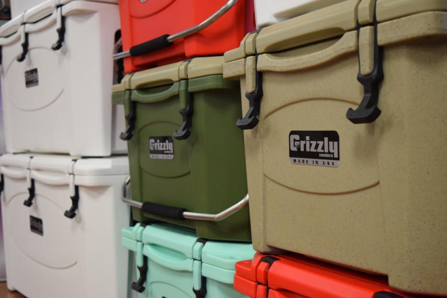 yeti vs grizzly coolers  the x