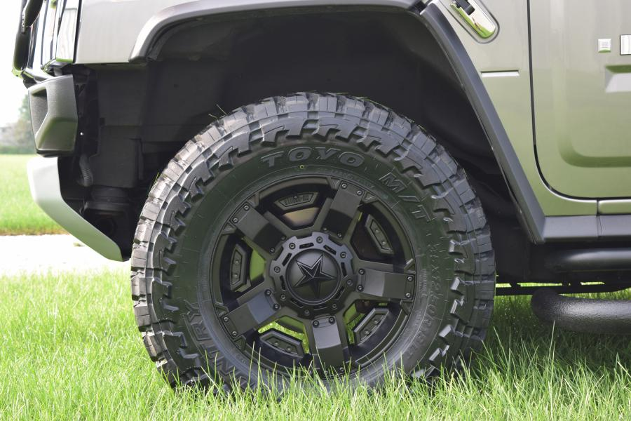 H2 Hummer Wheels and Tires KMC XD Series Rockstar (1)