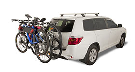 Hitch Bike Rack at PSG Automotive Outfitters