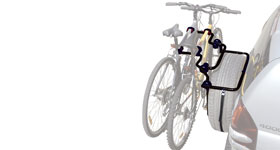 Spare Wheel Bike Rack PSG Automotive Outfitters