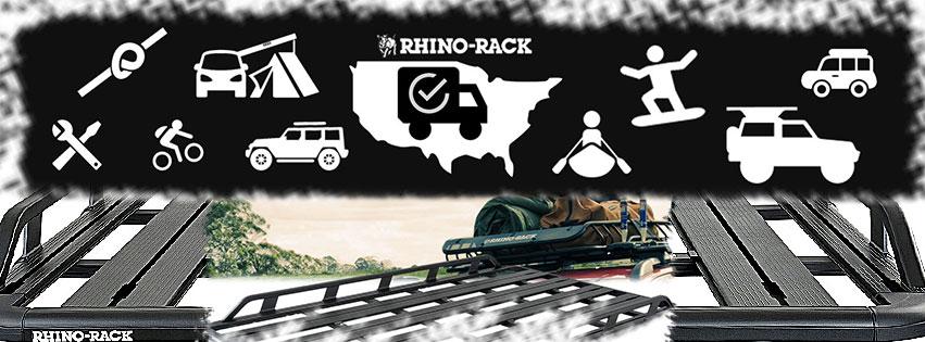 RhinoRack near Dayton Ohio