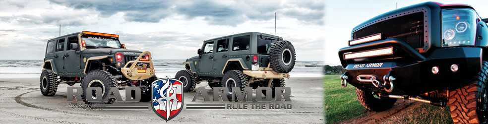 Road Armor Bumpers Truck and Jeeps