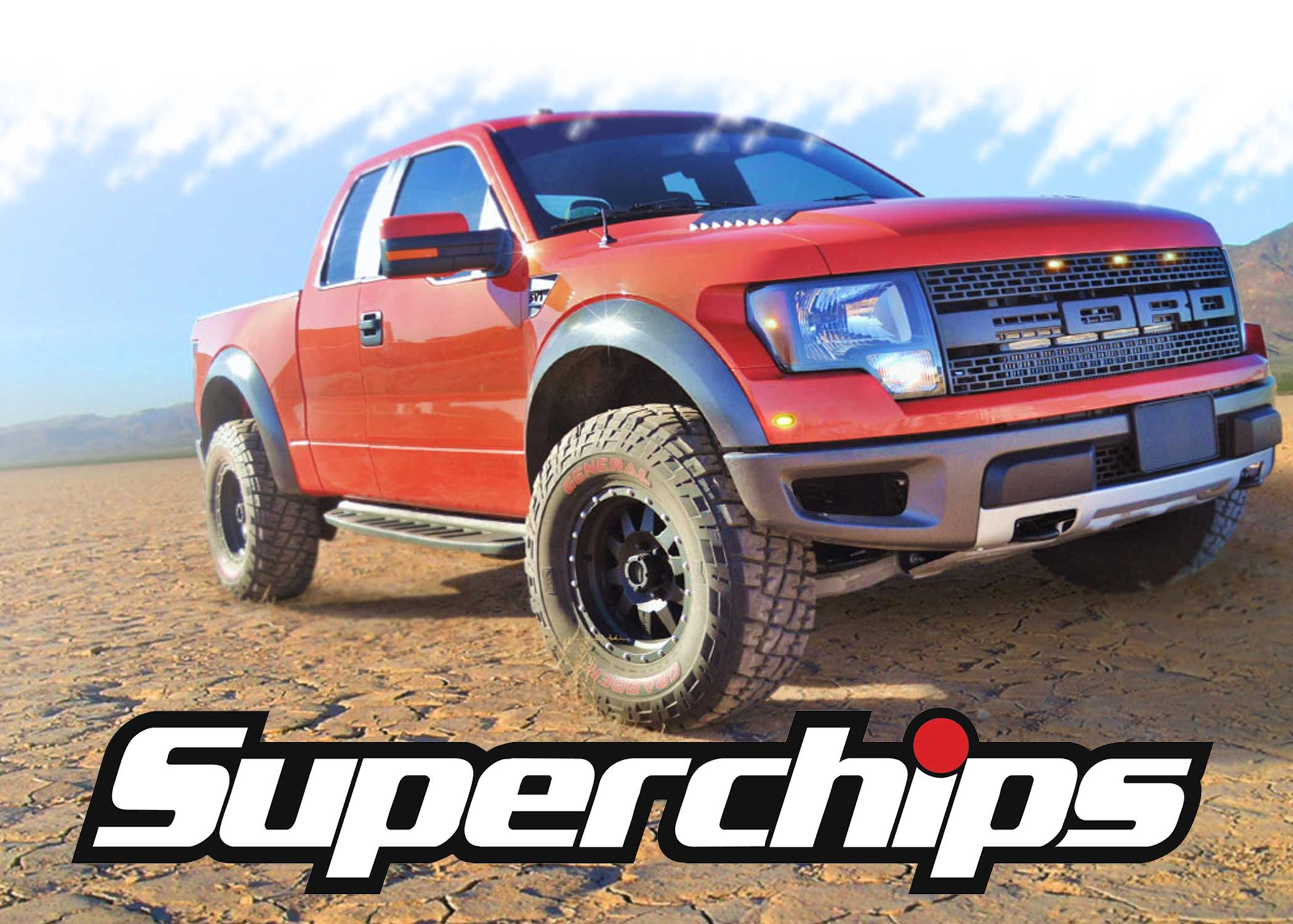 SuperChips Truck and SUV