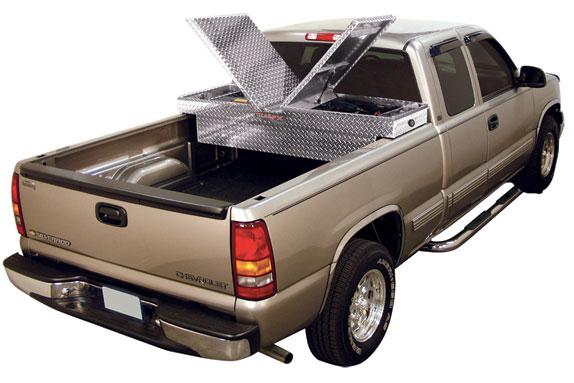 Tool Boxes Aluminum Diamond Plate Plastic Steel Storage