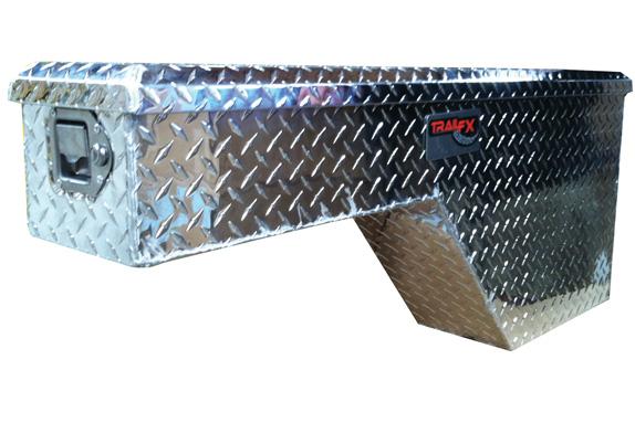 Black Diamond Plate Toolbox