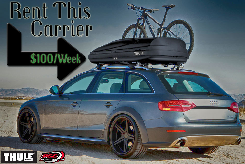 Thule Cargo Carrier Box Rental PSG Automotive thule columbus ohio thule dealers ohio thule toledo ohio thule dealers dayton ohio thule racks columbus ohio thule retailers columbus ohio thule bike racks columbus ohio thule roof rack columbus ohio thule dealers in ohio