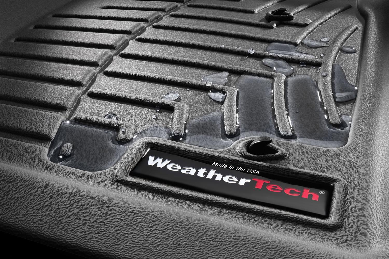 WeatherTech floor mats psg