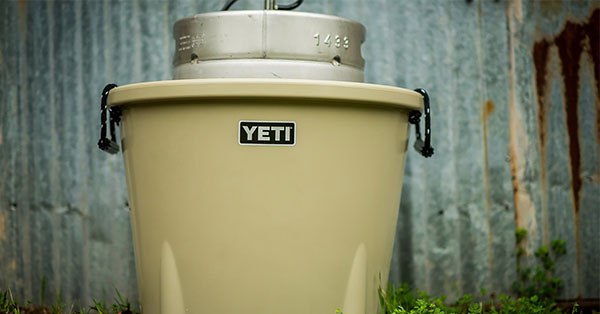 yeti coolers tank near sidney ohio