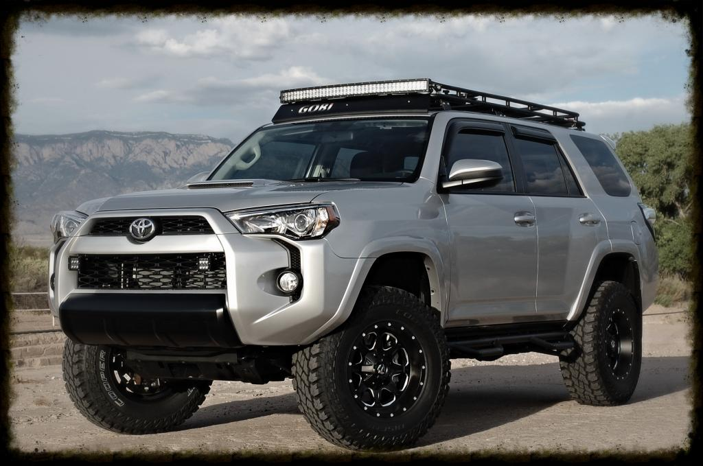 Toyota 4runner Accessories Psg Automotive Outfitters Truck Jeep And Suv Parts And Accessories