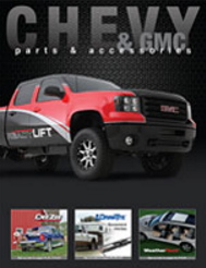 Chevrolet and GMC Truck Accessories Guide and Catalog PSG Automotive Outfitters