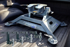 work truck hitch and adapters