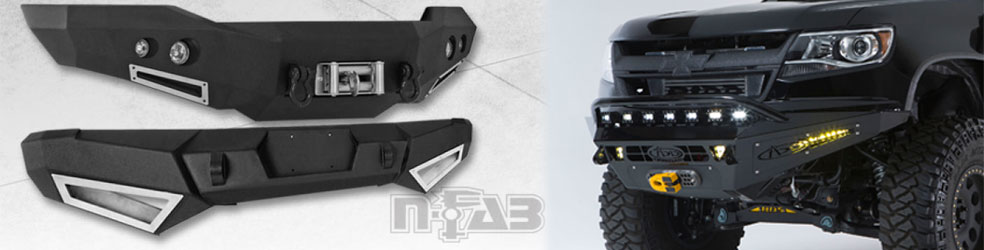 NFAB Bumpers Truck and Jeeps