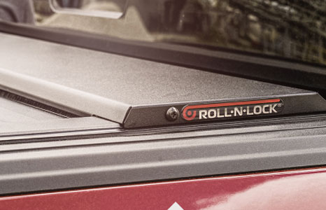 Rollnlock Truck Bed Cover Retractable Reliable Bed Cover