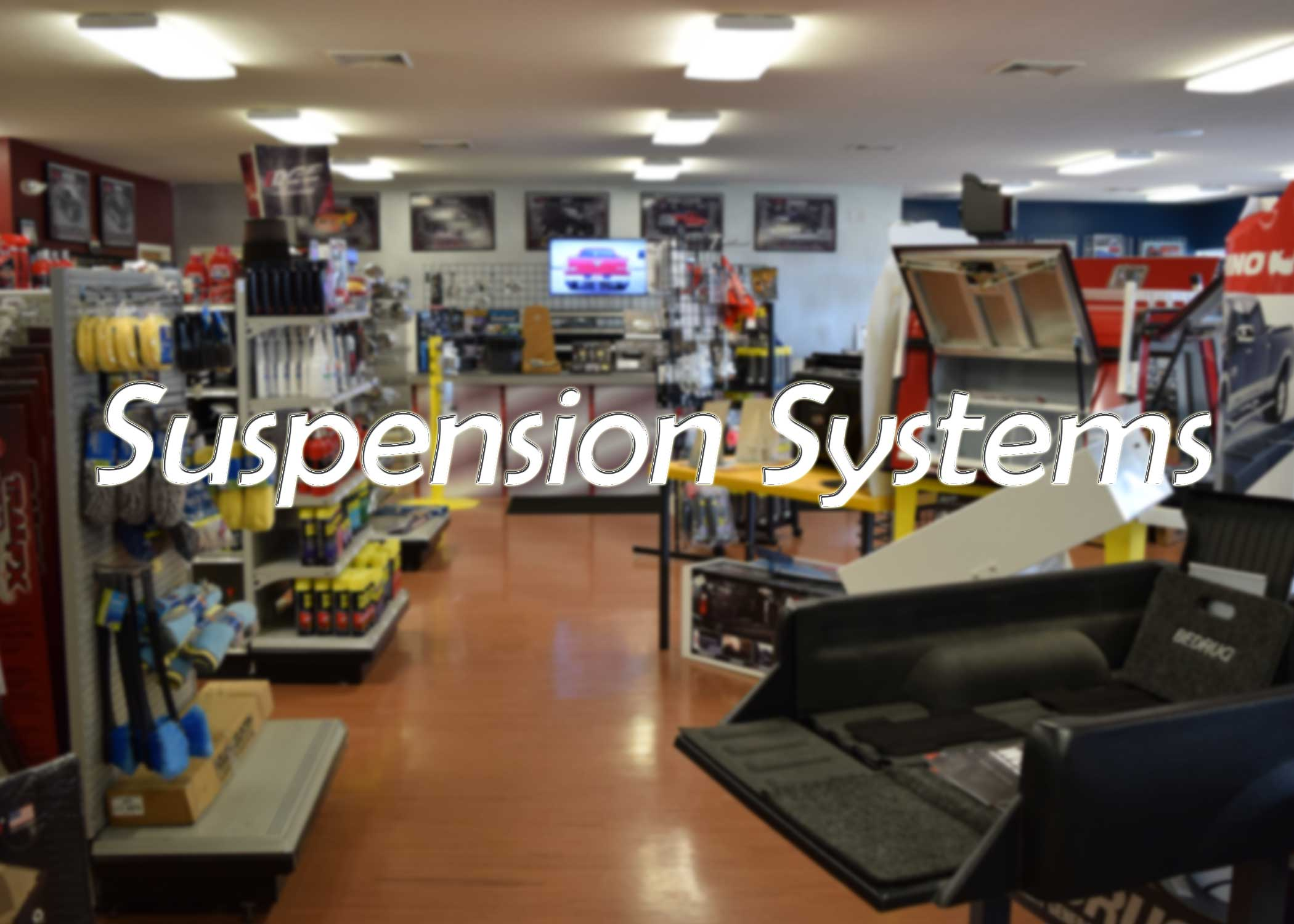 Performance Suspension Systems PSG