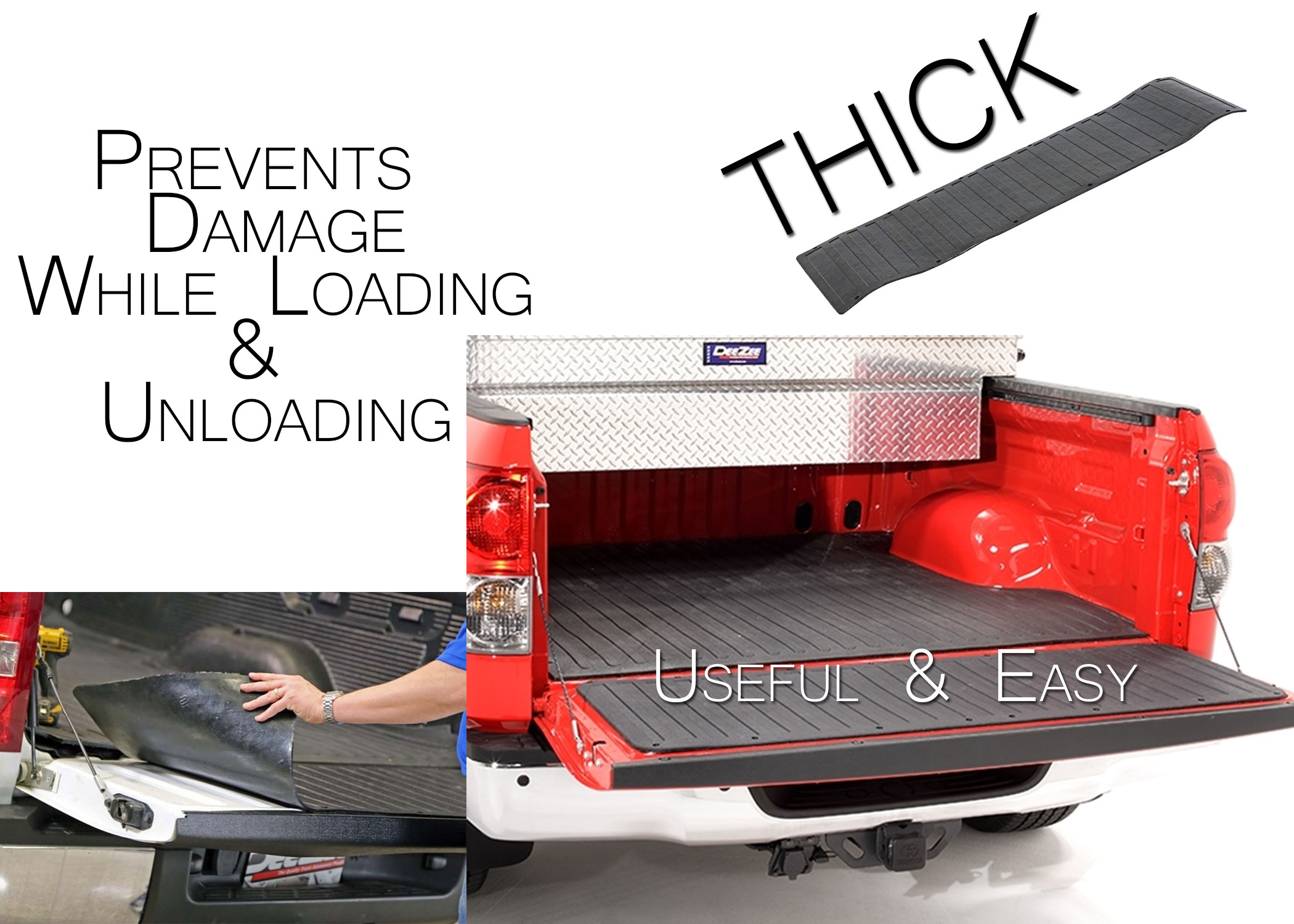 Truck Bed Tailgate Cover